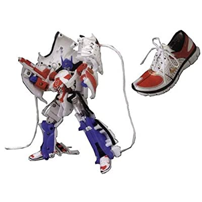 Sneaker transformed!!! Image from Amazon