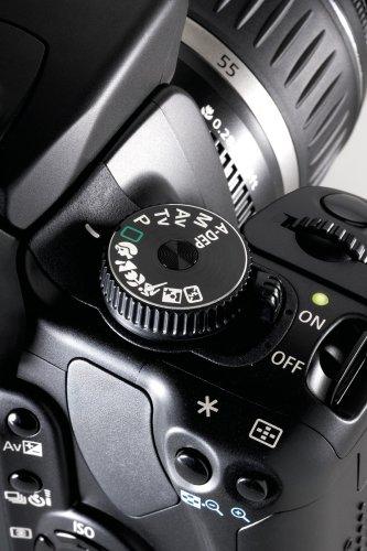 canon eos 400d slr-digitalkamera (10 megapixel) inkl ef-s18-55 kit