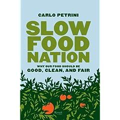 SlowFood Nation book