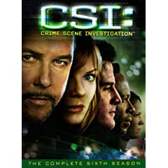 C.S.I. Crime Scene Investigation - The Complete Sixth Season