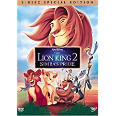 Lion King II - Simba's Pride (Special Edition)