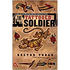Cover of Tattooed Soldier