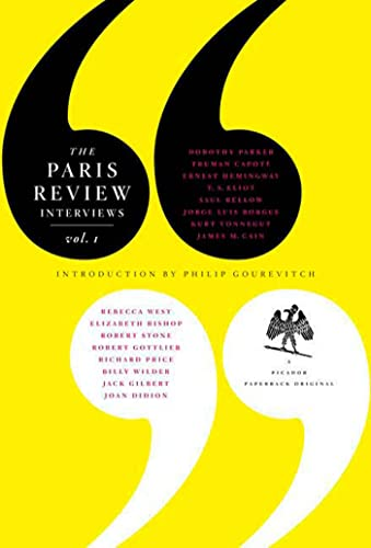 The Paris Review Interviews, I (Paris Review Interviews)