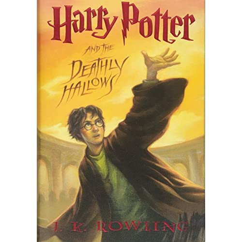 Harry Potter, Book 7: Harry Potter and the Deathly Hallows