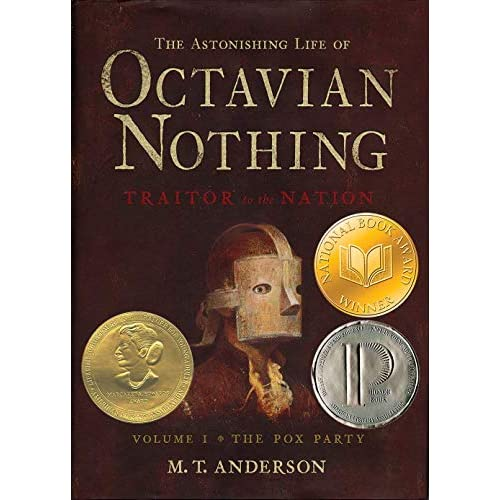 Octavian Nothing cover