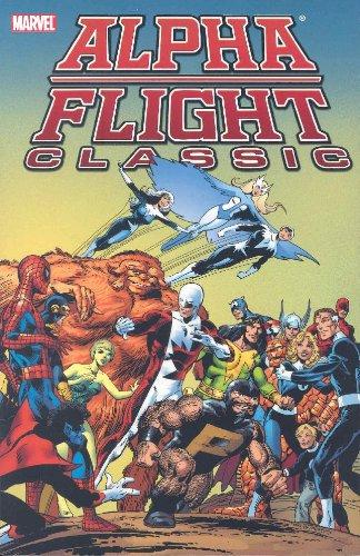 Alpha Flight Classic, Vol. 1 (Uncanny X-Men)