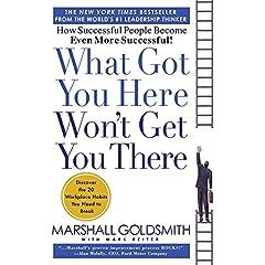 Marshall Goldsmith's latest book