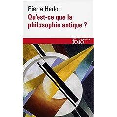 couverture du livre de Jean Hadot