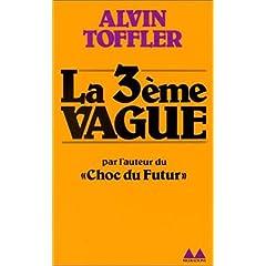 couverture du livre de Toffler