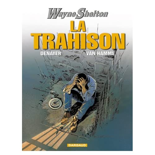 Capa de Wayne Shelton 2