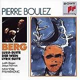Alban Berg: Lulu Suite/The Wine/Lyric Suite