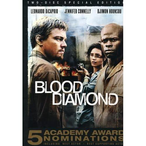 Blood Diamond Box Art