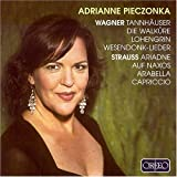 Adrianne Pieczonka sings Wagner and Strauss