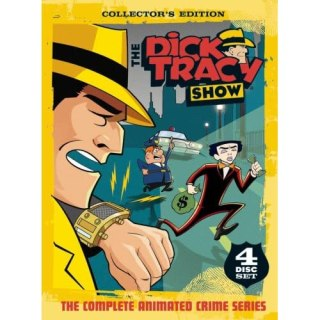 The Dick Tracy Show Box Art