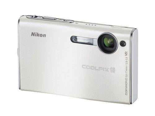 Nikon デジタルカメラ COOLPIX S8 ホワイト