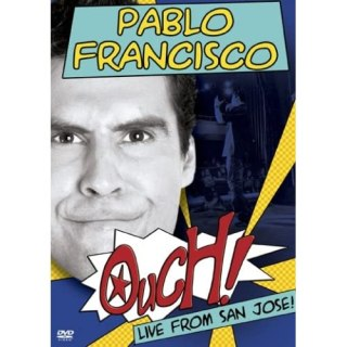 Pablo Francisco - OUCH! - box art