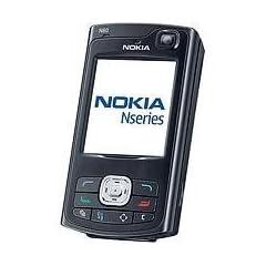 Nokia N80 Internet Edition pearl black UMTS Handy