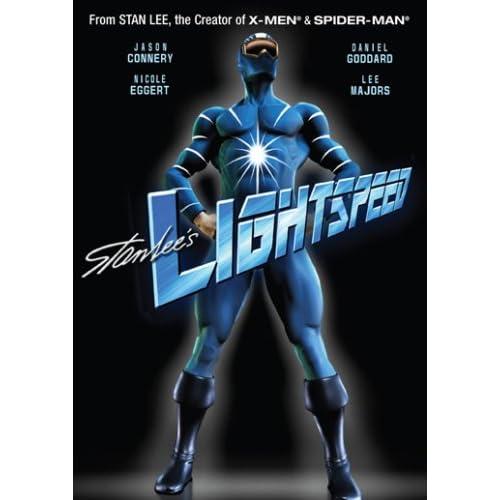 Stan Lee's Lightspeed Box Art