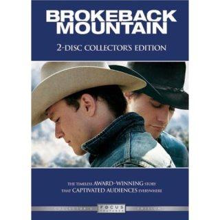 Brokeback Mountain - Box Art