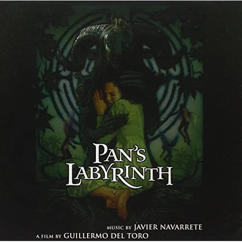 Pan's Labyrinth Cover