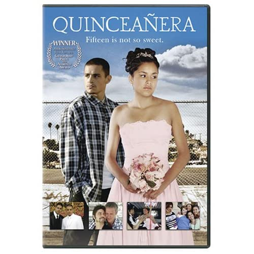 Quinceanera Box Art