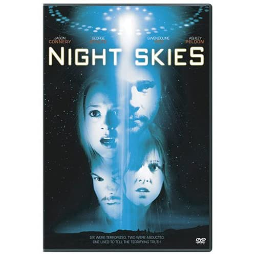 Night Skies - Box Art