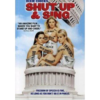 Dixie Chicks: Shut Up & Sing Box Art