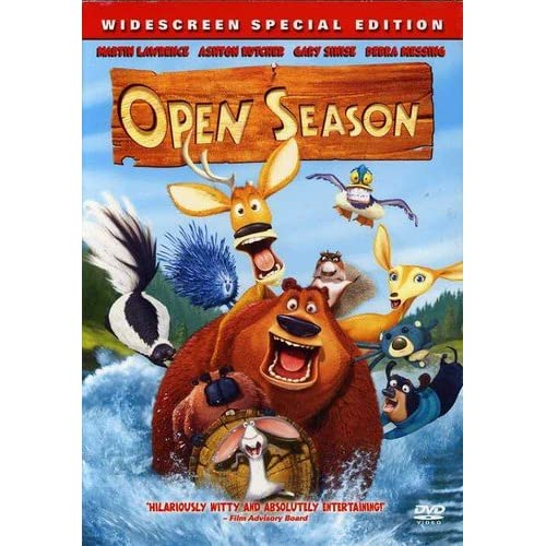 Open Season Box Art