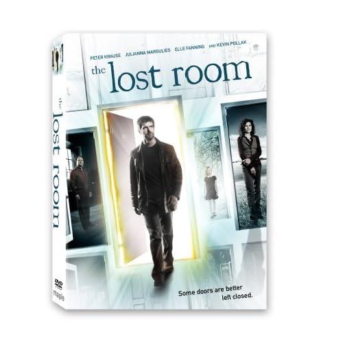 The Lost Room - Box Art
