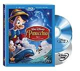 Get Pinocchio On Blu-Ray
