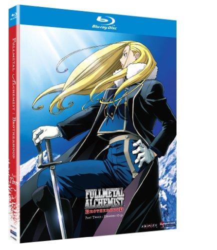 Fullmetal Alchemist Brotherhood Dvd Covers