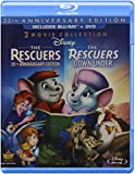 Get The Rescuers On Blu-Ray