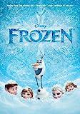 Get Frozen On Blu-Ray