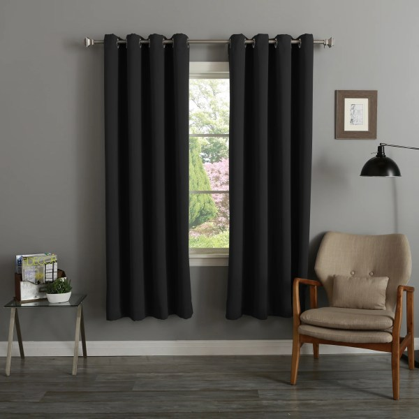 72 Inch Long Blackout Curtains