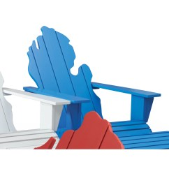 Michigan Adirondack Chair Dining Table And 6 Chairs Sets Art Van Overstock Shopping