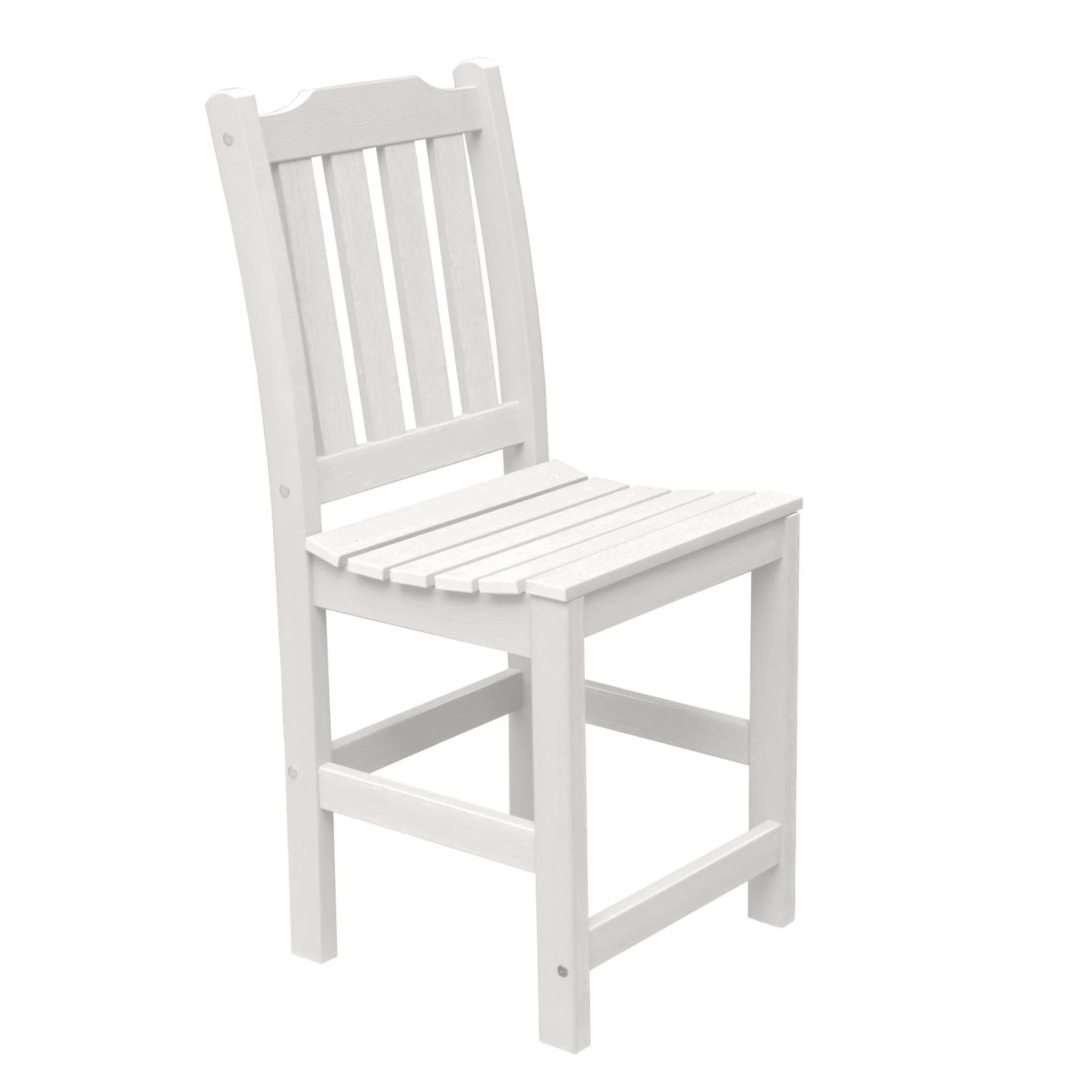 White Counter Height Chairs Highwood Lehigh Armless Counter Height Chair White Ebay