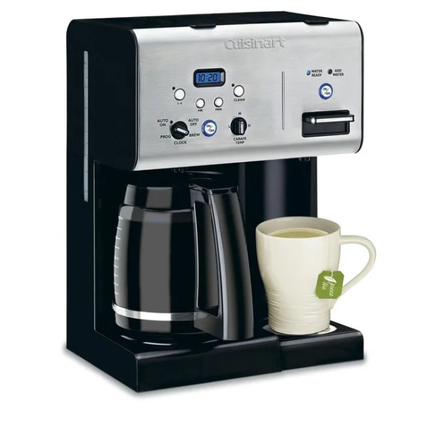 Cuisinart CHW12 12cup Programmable Coffeemaker with Hot