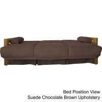Pine Canopy Tuskegee Lodge-style Pillow Top Sofa Sleeper ...