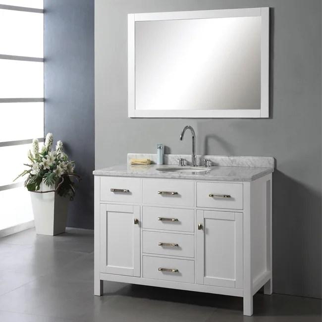 Ashford 48inch Singlesink Bathroom Vanity Set