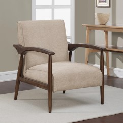 Living Room Arm Chair Posture Stool Uk Gracie Retro Buff Overstock Shopping Great
