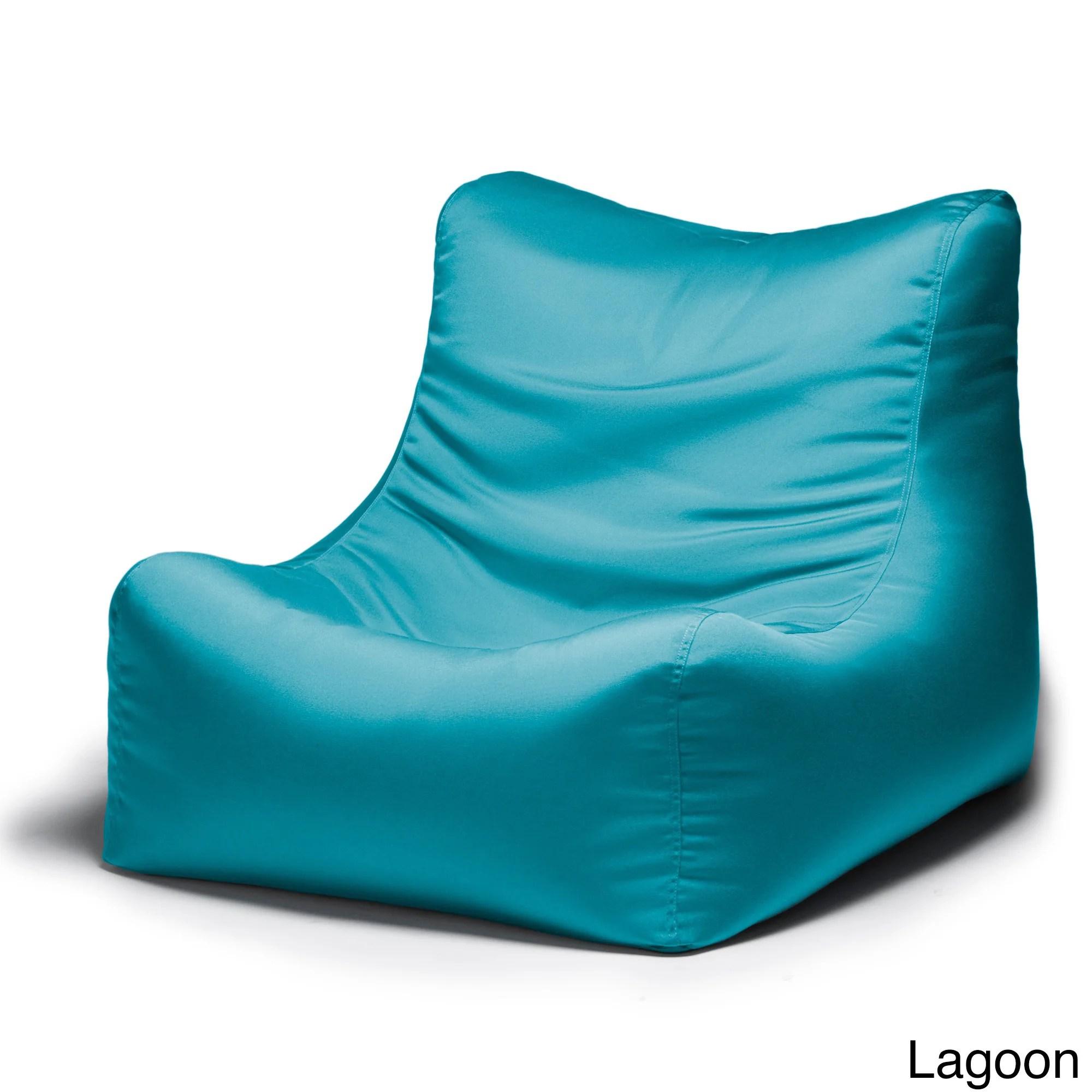 jaxx bean bag chair modern white chairs ponce outdoor patio ebay