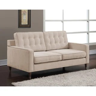madeline sofa art van cleaning services hsr layout bangalore beige sofas & loveseats - overstock shopping the best ...