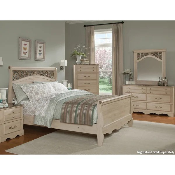 Art Van 6piece Queen Bedroom Set  Overstock Shopping