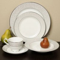 Mikasa 'Parchment' 40-piece Dinnerware Set (Service for 8 ...