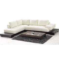 Overstock Sofa Mission Convertible Dining Table Tosh Furniture Beige Leather Sectional