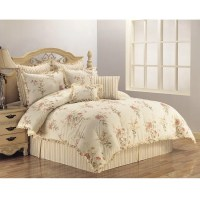 Country Bouquet 4-piece Full/ Queen-size Comforter Set ...