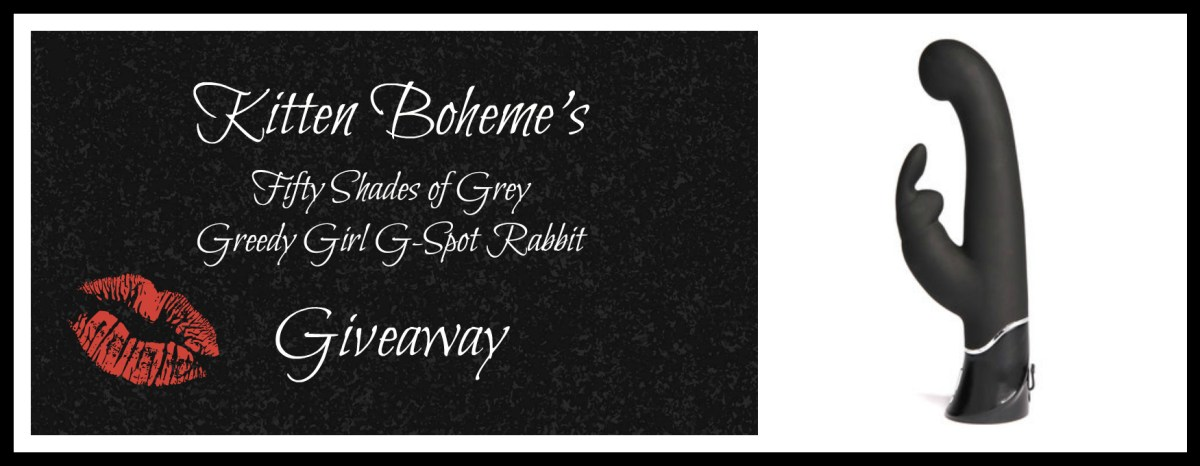 Greedy Girl Rabbit Vibrator Giveaway