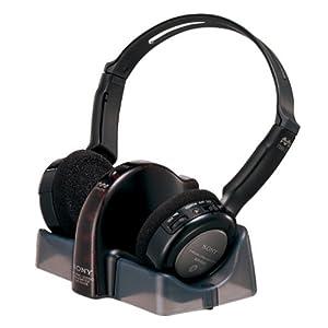 ソニー ワイヤレスヘッドホン MDR-IF240RK