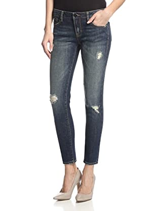 D-ID Women's Florence Ankle Skinny Jean (camden)