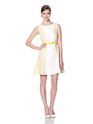 Eva Franco Women's Candace Dress Canary Islands (Yellow)